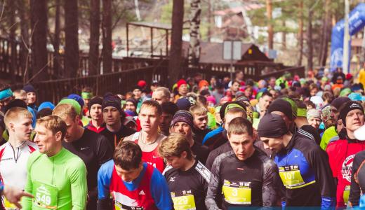 Более 30 академчан пробегут 10-километровый «Весенний Трейл на Калиновке»