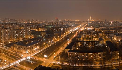 Академические районы в других городах России