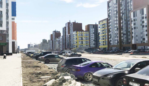 Хронология строительства проспекта Сахарова, который сдадут уже в этом году