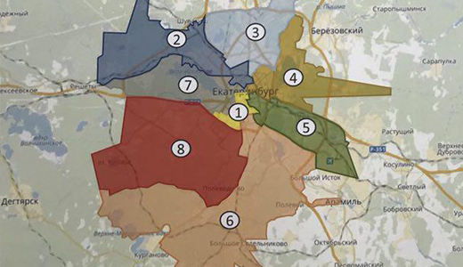 Академический до выделения в отдельный район могут объединить и отнести к Ленинскому