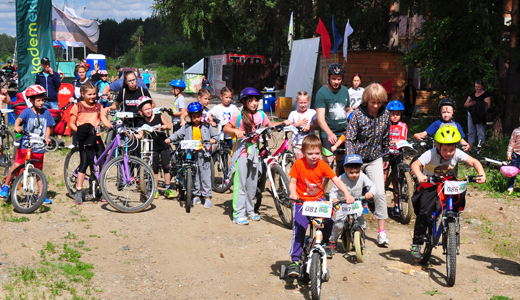 На третьем этапе летней спартакиады установили рекорд по числу участников в текущем сезоне