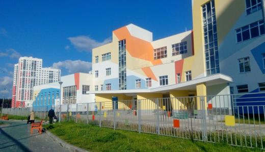 В преддверии Дня города в районе откроется вторая очередь школы № 23