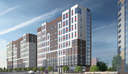 «Синара–Девелопмент» начала строительство нового ЖК в 7 квартале