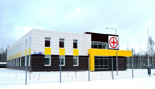 Область выкупит у застройщика здание подстанции скорой помощи