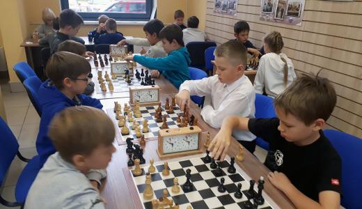 В Академическом прошёл первый этап Второй лиги по быстрым шахматам
