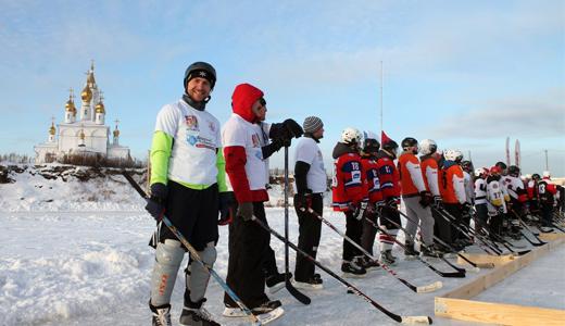 Открыта регистрация на январский турнир по дворовому хоккею