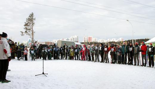 Более 80 человек приняли участие в открытии Зимней Спартакиады