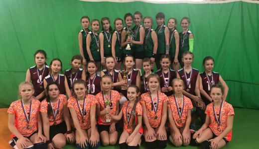 Юные волейболистки из Академического вошли в состав «Уралочки» и одержали свою первую победу