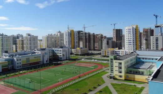 Жители Краснолесья собирают подписи за строительство новых школ