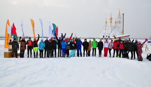 Олимпийский чемпион по конькобежному спорту открыл второй этап «AkademMan»