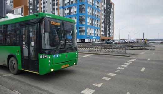 Продление маршрута № 18 на Сахарова вызвало новые вопросы у жителей района