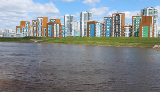 Чистая река: проект «За чистую Патрушиху» близок к завершению
