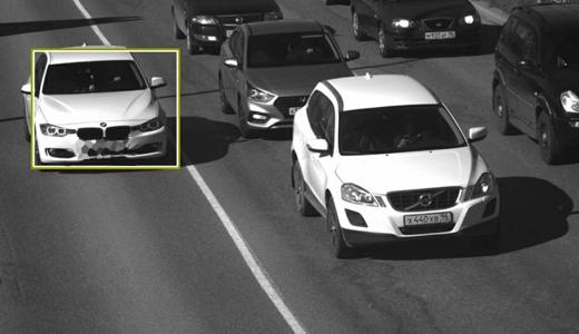 Камеры фиксации нарушений на полосе для общественного транспорта перевели в рабочий режим