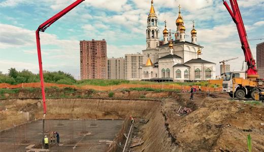 Мэрия ищет подрядчиков для строительства очистных сооружений в Академическом