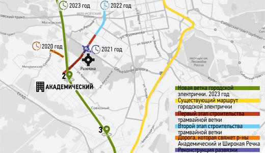 Президент «Кортрос» Вениамин Голубицкий рассказал о развитии транспортной инфраструктуры района