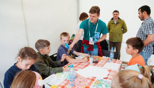 Еще больше возможностей для творчества: фестиваль-конкурс семейного творчества продлён