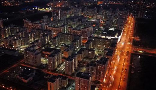 Городская дума утвердила объединение Академического и Широкой Речки в восьмой район