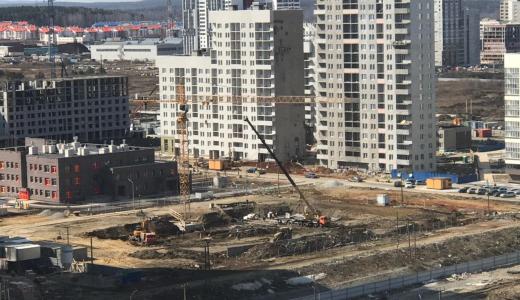 В 26 квартале началось строительство второго детского сада