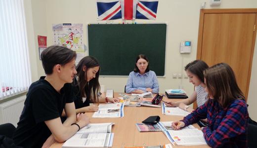Оксфордский языковой центр приглашает академчан для изучения иностранных языков