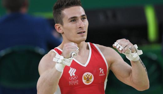 Житель Академического стал Олимпийским Чемпионом!
