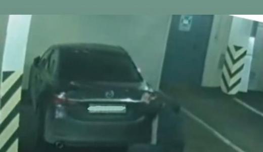 В Академическом задержан автомобильный шпион