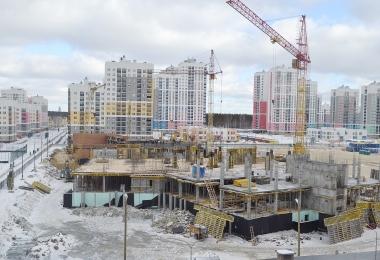 Фотоотчёт со строительства школы