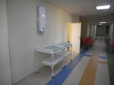Интервью с главврачом детской поликлиники