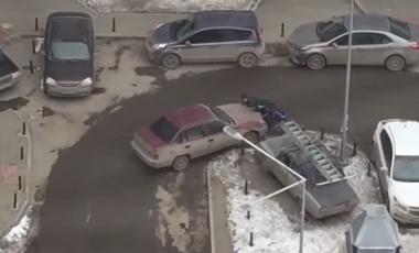 Я паркуюсь как олень. Январь – Март 2015
