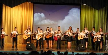 В районе появится музыкальная школа