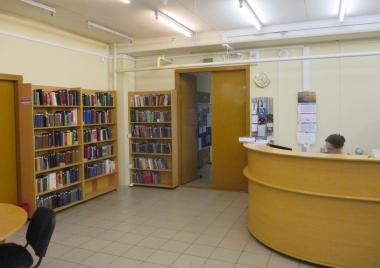 Появится ли в Академическом своя библиотека?