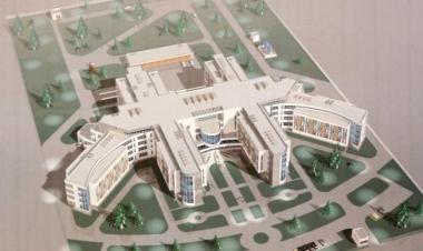 Здание НИИ ОММ будет пятиэтажным