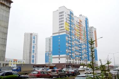 Строительство первого блока первого квартала подходит к завершению