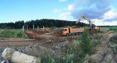 В ближайшее время начнётся строительство 9 и 10 кварталов