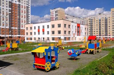 Детский сад в 7 квартале сдадут на этой неделе