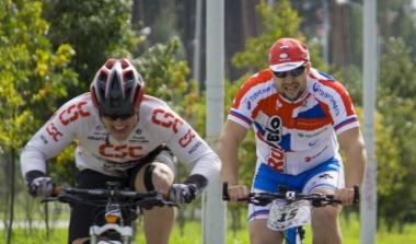 Третий этап Кубка по велоспринту