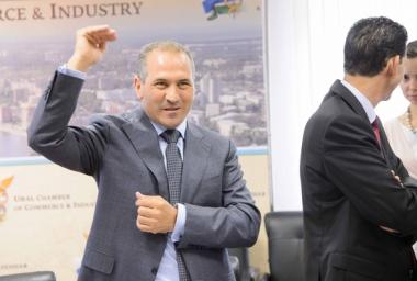 Алжирские бизнесмены высоко оценили проект Академического