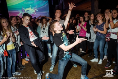Голосование за школьные коллективы в конкурсе «Самая танцевальная школа»