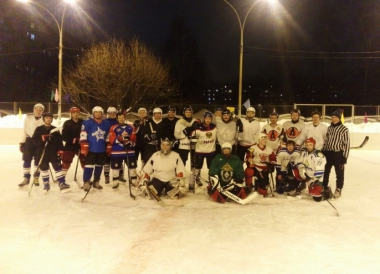 Хоккейный матч и другие праздничные мероприятия ко Дню защитника Отечества