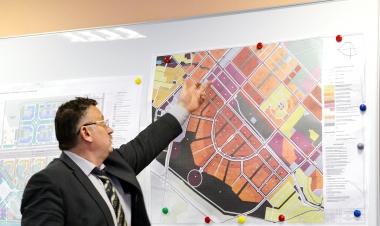В 24-м квартале построят офисное здание для дочерних предприятий «Реновы»