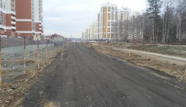 Улицу Мехренцева построит «Атомстройкомплекс»