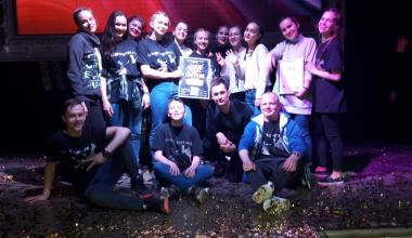 Школа №16 победила во всероссийском конкурсе «Самая танцевальная школа»