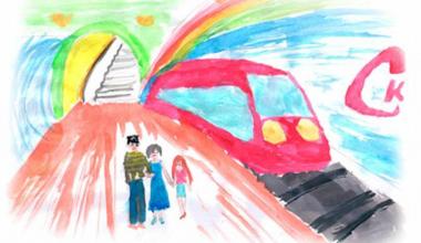 В Академическом объявлен конкурс рисунков про метро