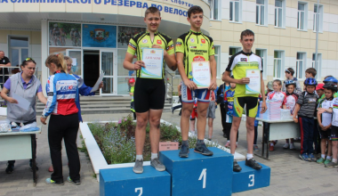 Велосипедист из Академического привёз бронзовую медаль Первенства области