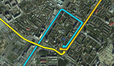Фонд «Город.PRO» предлагает свой вариант проекта трамвая в Академический