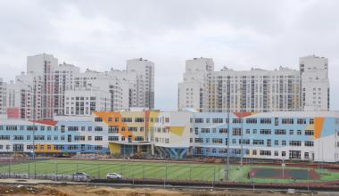 Администрация похвалила «РСГ-Академическое» за вклад в развитие социальной инфраструктуры