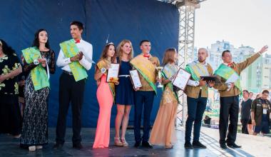 Результаты конкурса «Мисс и Мистер ВСС «Академический» 2016
