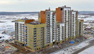 Ход строительства нулевого квартала