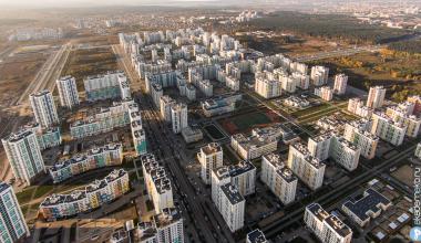 Академический возглавил федеральный рейтинг жилищного строительства