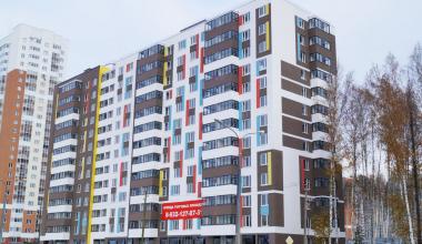 Дом бюджетников на Краснолесья—Чкалова сдадут в декабре