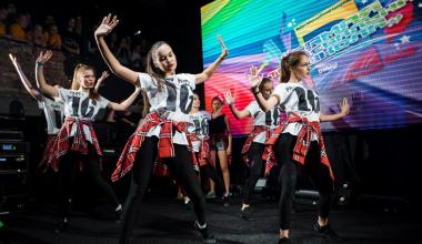 Команда «MP-5» вышла в финал конкурса «Самая танцевальная школа»